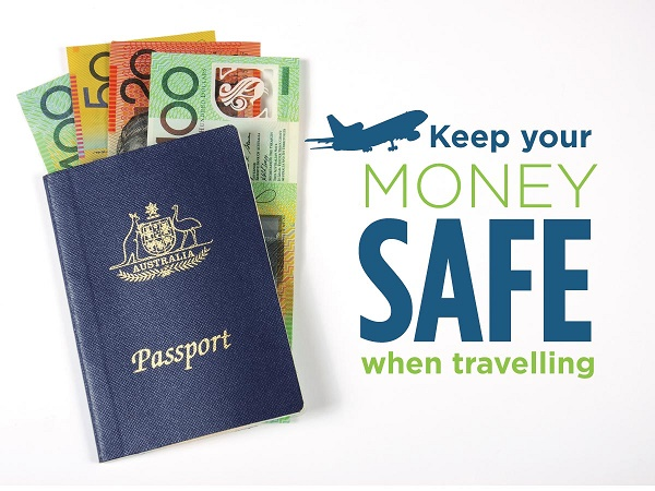 Keeping Money Safe during Travel
