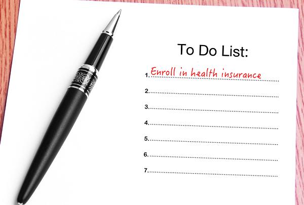 Enroll for travel insurance